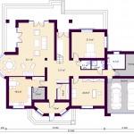 План першого поверху