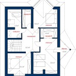 Аврора- план 2-го поверху