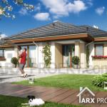 Проект одноповерхового будинку
