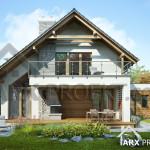 Проект будинку Марк 4