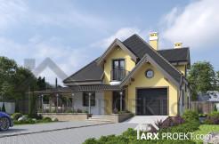 Проект дома Браун мини 2