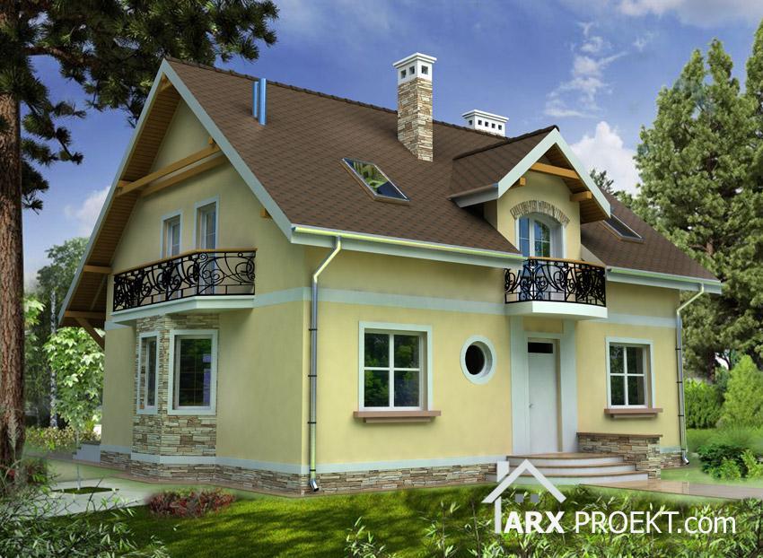 Проект будинку Верес