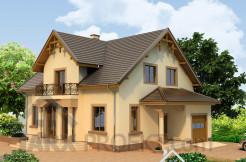 Проект будинку Родинний