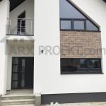 Проект будинку Ніколь фото будівництва